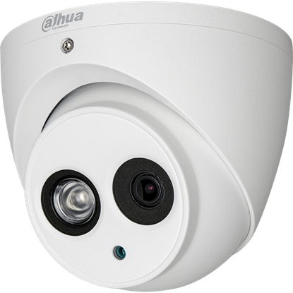 Resim Dahua HAC-HDW1200EMP-A-360B 2MP Analog HD IR Dome Kamera