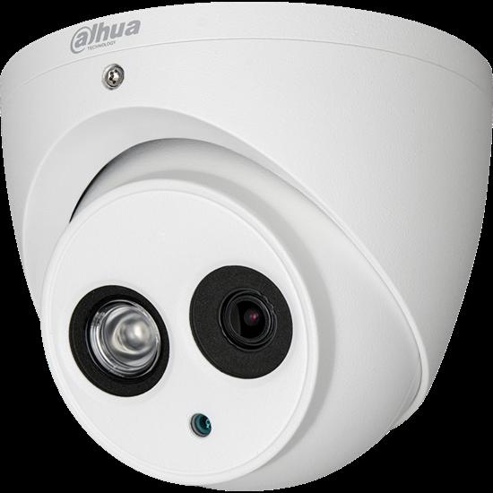 Dahua HAC-HDW2221EMP-A-0360B 2.1MP Analog HD Mobil IR Dome Kamera resmi