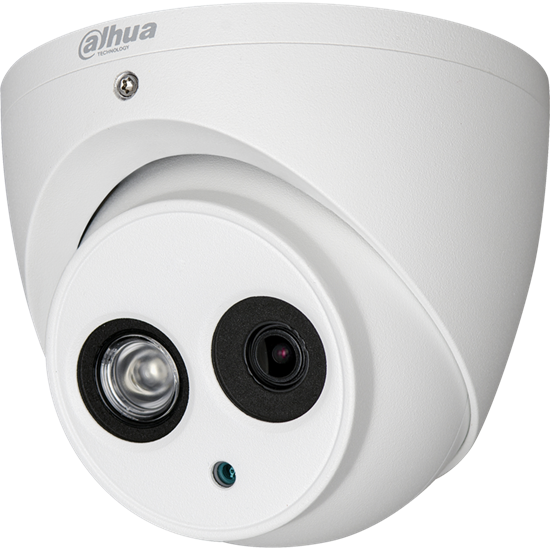 Picture of Dahua HAC-HDW2401EMP-0280B 4.1MP Analog HD IR Dome Kamera