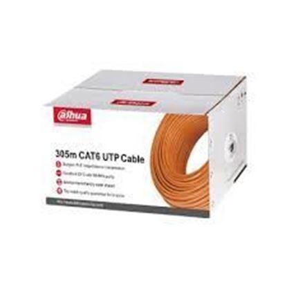 Resim Dahua PFM 920I-6UN UTP CAT6 Network Kablo
