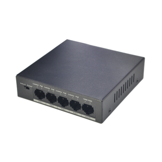 Picture of Dahua PFS3005-4P-58 4 Kanal Poe' li Network Switch